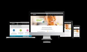 Riversands Incubation Hub Website Development