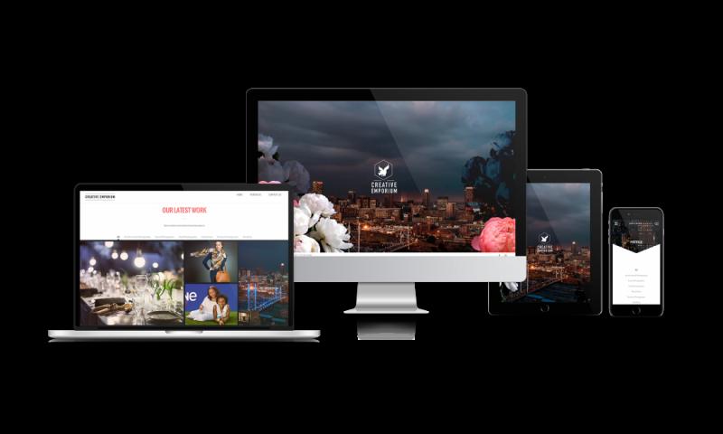 Creative Emporium Website Development