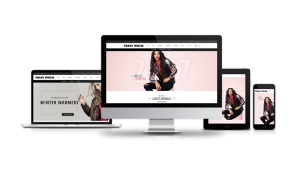 Tally Weijl Ecommerce Website